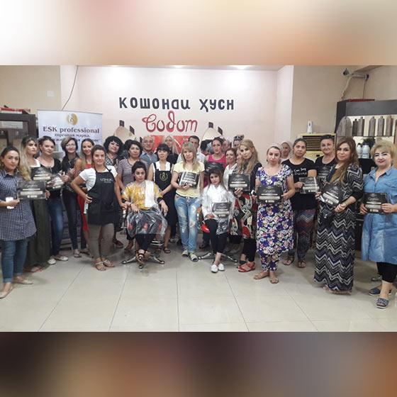 Выездной семинар в Душанбе