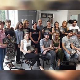 Выездной семинар в Тбилиси