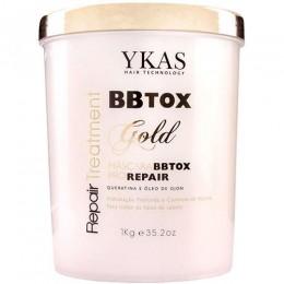 Горячий ботокс YKAS BBtox GOLD