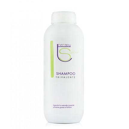 Шампунь для блеска волос Therapy System, 1000 мл
