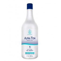 Шампунь глубокой очистки Alpha Ton, 1000 мл
