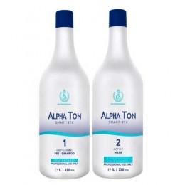 Горячий ботокс для волос Alpha Ton, 1000 мл