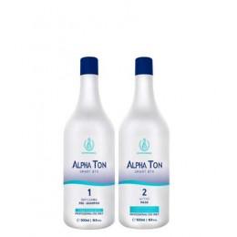 Горячий ботокс для волос Alpha Ton, 500 мл